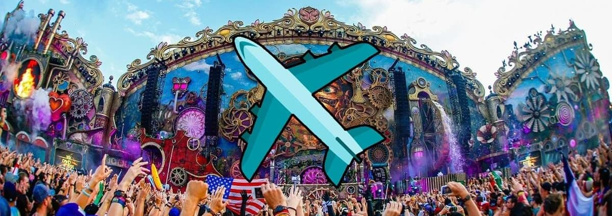 Loty do Tomorrowland
