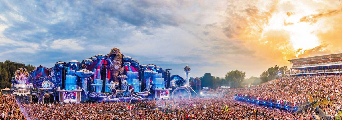Co to jest Tomorrowland?