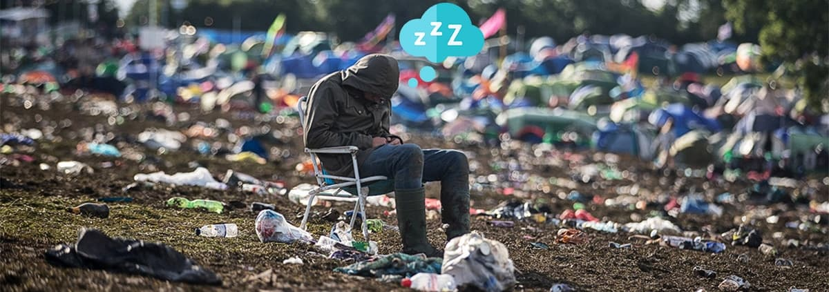 How to recover from a music festival?