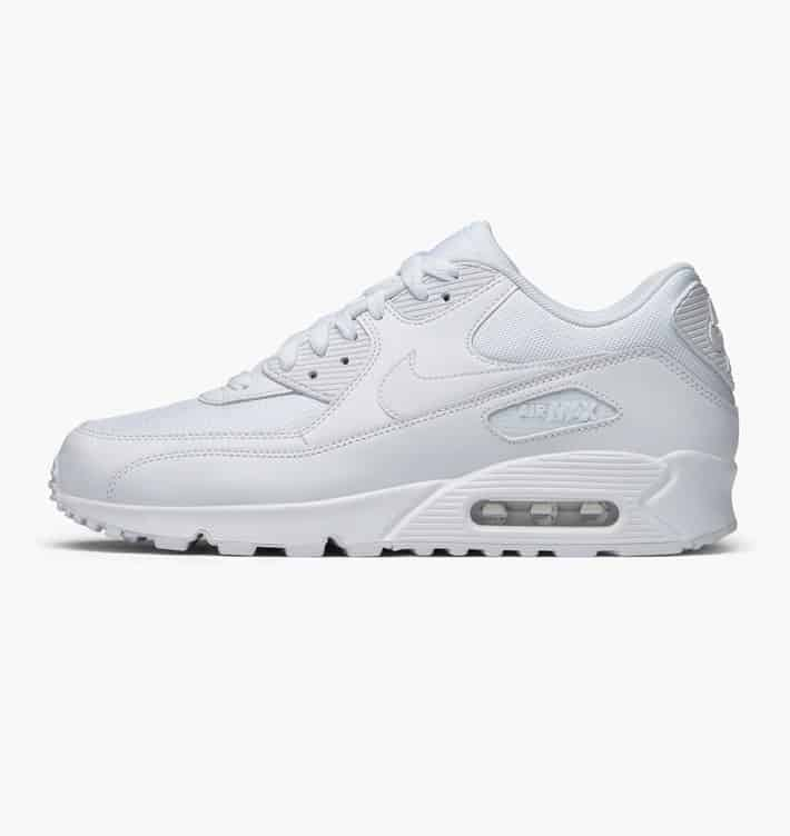 Nike Air Max 90 - idealny but na rave